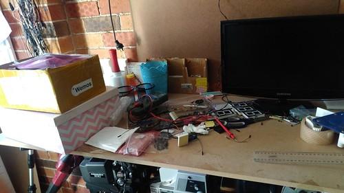 Arduino based digital Scoreboard  (41)