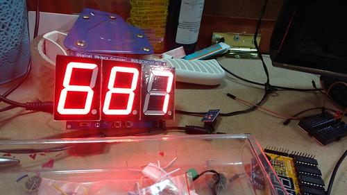 Arduino based digital Scoreboard  (24)