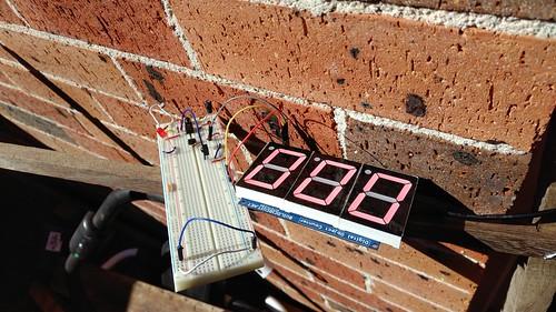 Arduino based digital Scoreboard  (19)