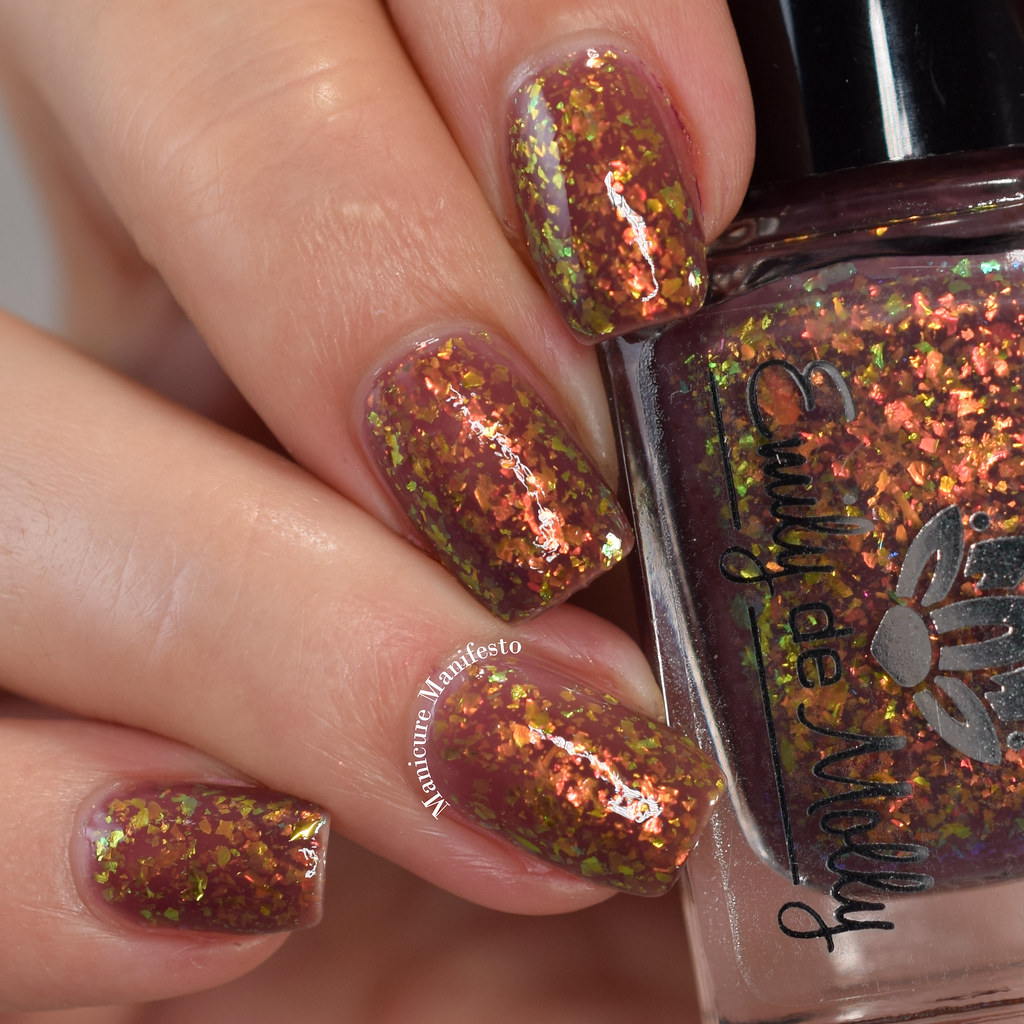 Emily De Molly Ancient Dwellings swatch