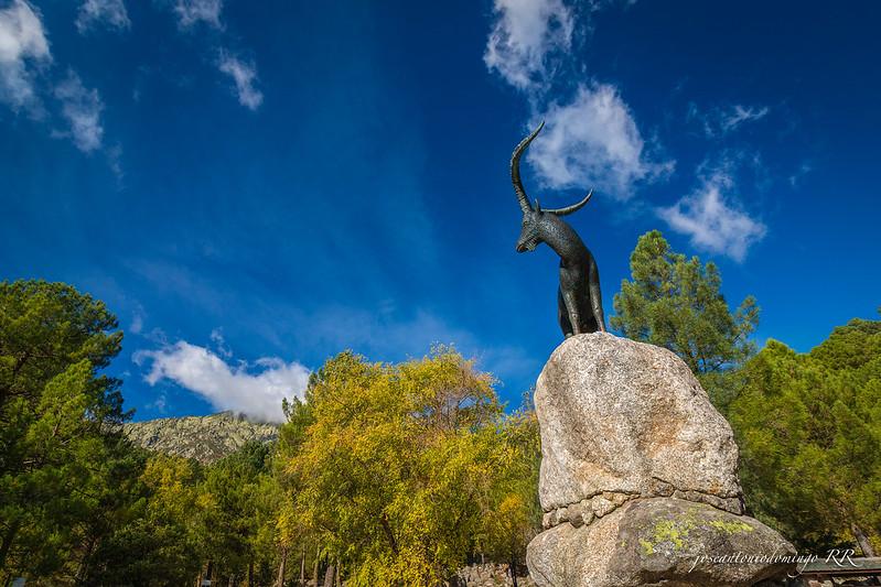 Monumento a la Cabra Hispánica.
