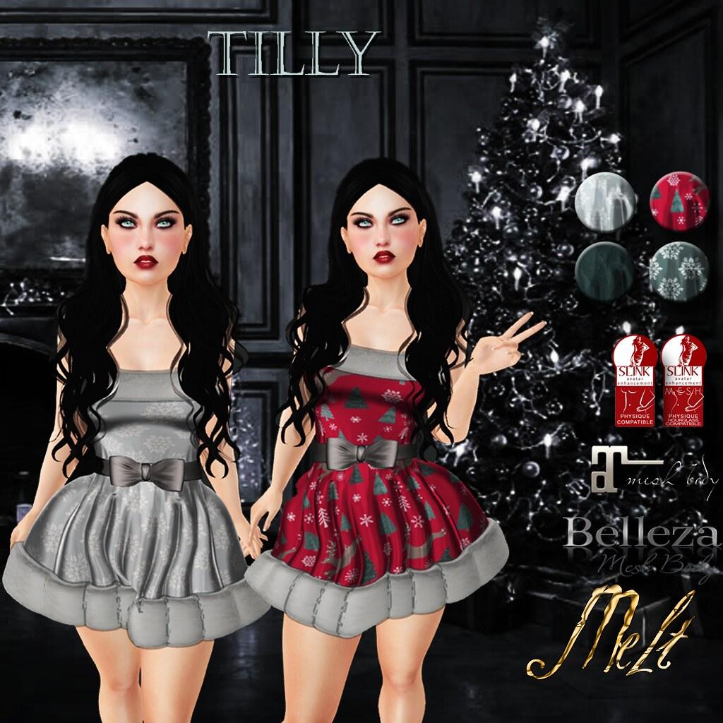 Melt Tilly Gift Ad