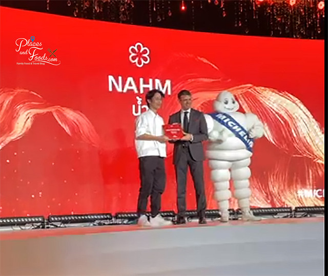 michelin 2021 nahm