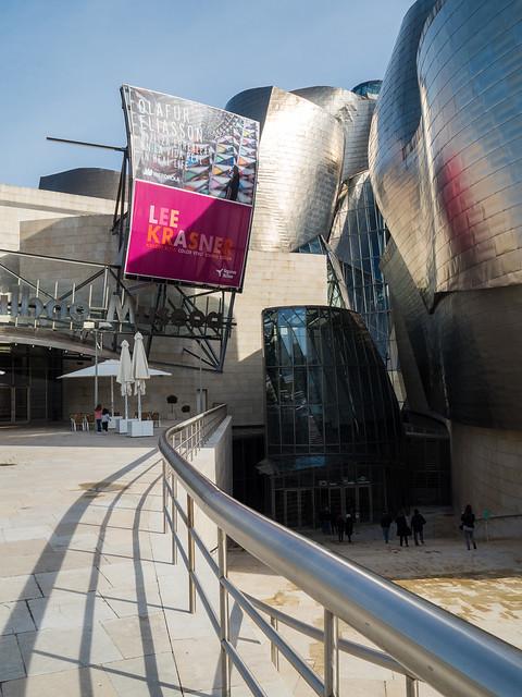 Guggenheim, Bilbao, Espagne.
