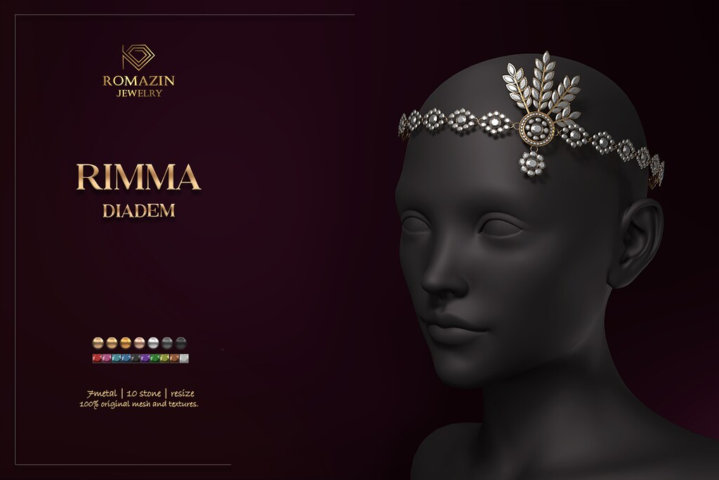 Romazin – Diadem <Rimma> – soon