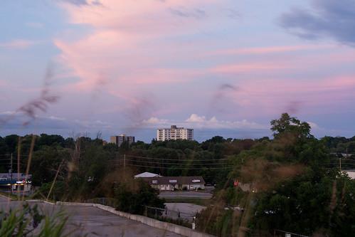 leftover sunsets | www.ellsworthbell.com