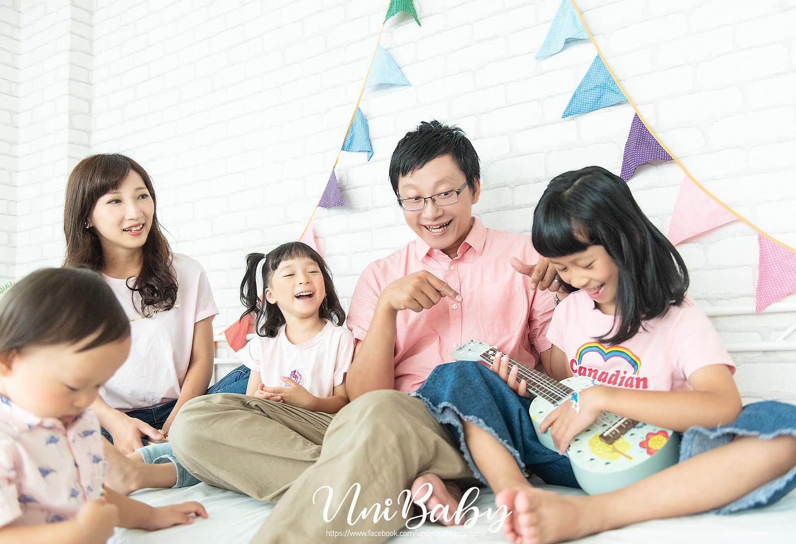 UniBaby 攝影棚 珮甄媽咪親子寫真精修-6