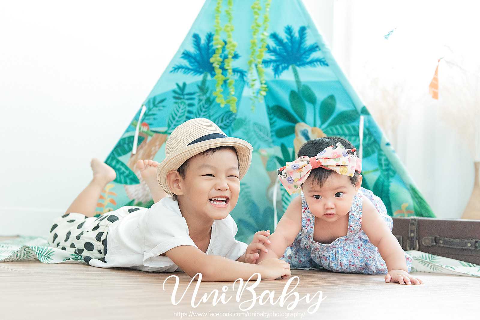UniBaby 攝影棚 建龍爸比親子寫真精修-7