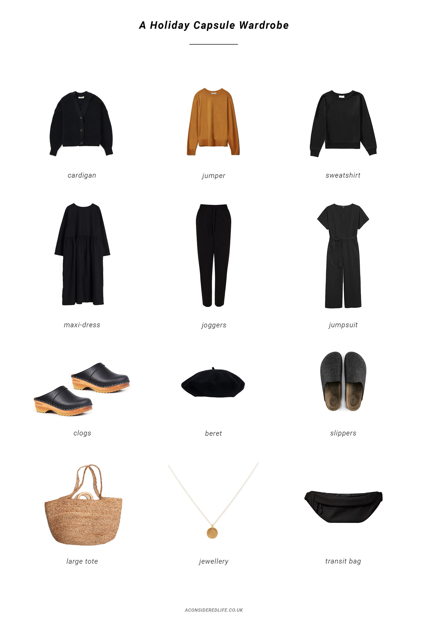 A Holiday Capsule