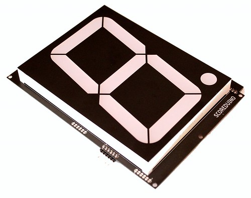 5 inch seven segment display driver for common anode (1)