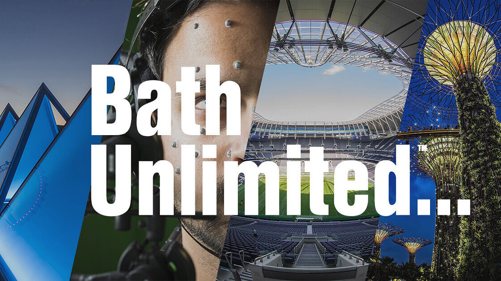 Bath Unlimited graphic