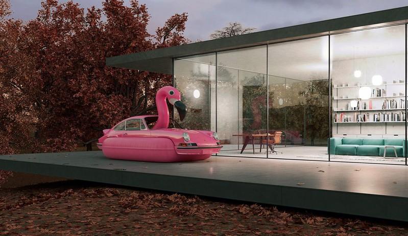 Flamingo_mid_century