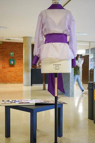 Taller de diseño de Moda 3ºGD - Jury & Exposición