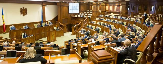 16.12.2020 Ședința plenară a Parlamentului