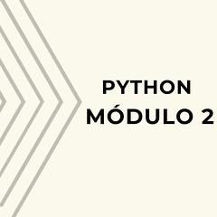 Python módulo 1