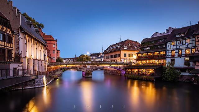 Pont St. Martin - Strasbourg
