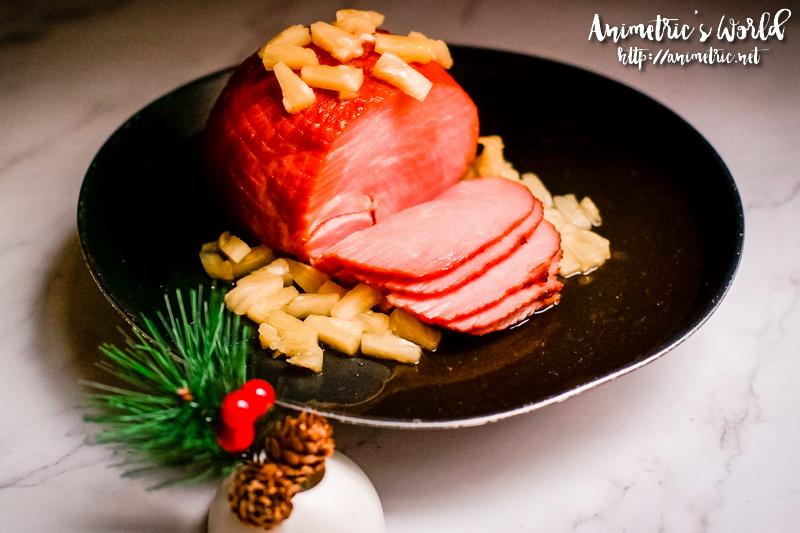 Mekeni Christmas Ham