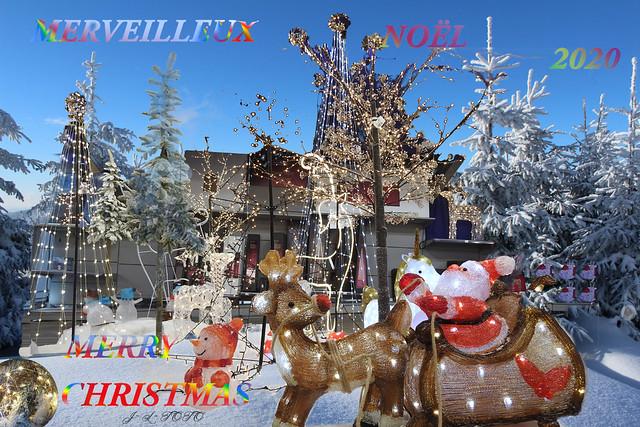 Merveilleux noêl 2020 / Merry Christmas