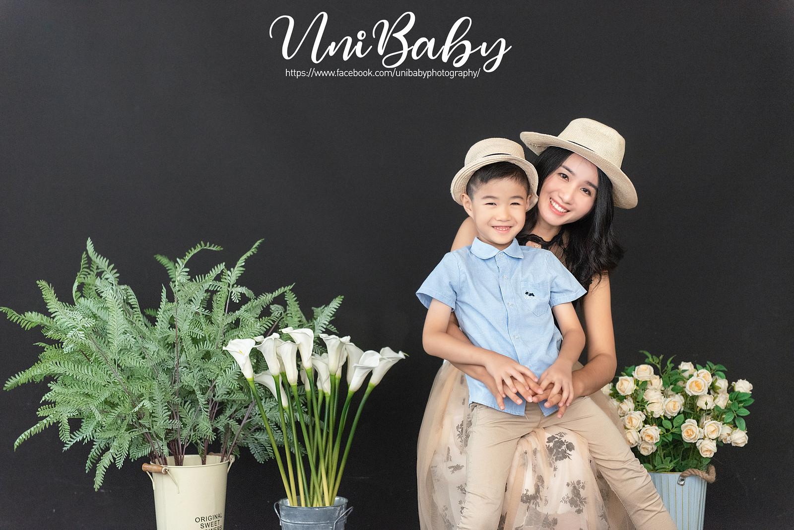 UniBaby 攝影棚 韻茹媽咪親子寫真精修-3