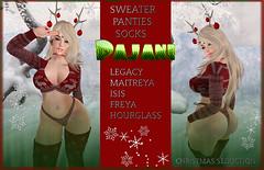 Christmas Seduction by Pajani