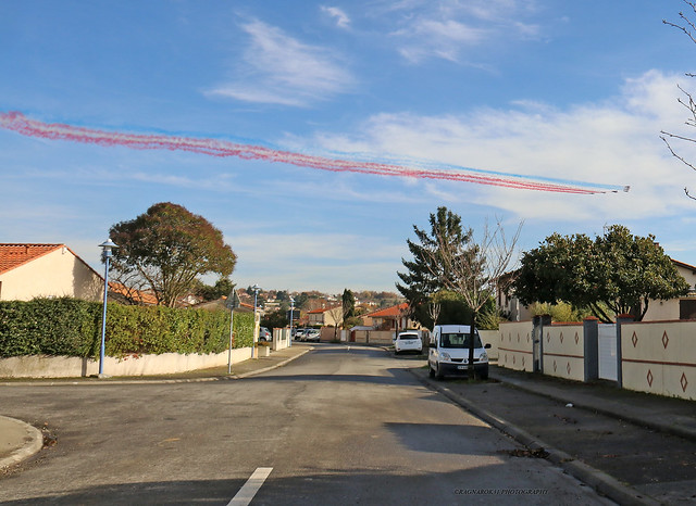 French Air Force Patrol @home
