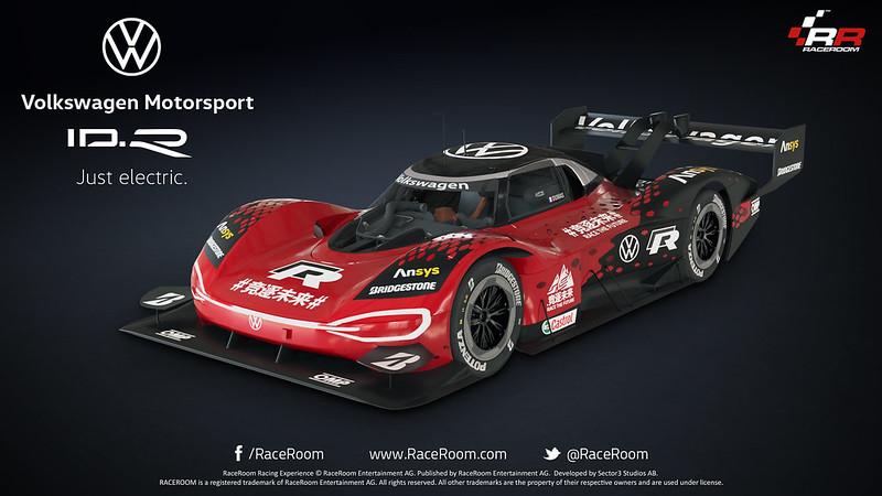 RaceRoom Volkswagen ID.R