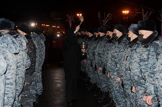 15.12.2020 | Благословение перед командировкой на Северный Кавказ