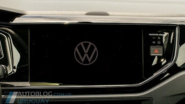 Prueba Volkswagen Nivus Highline 200 TSI 1.0 Automatic