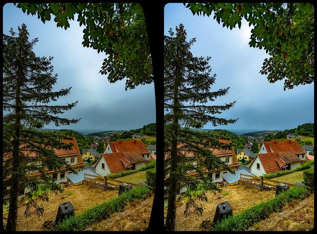Trusetal vista 3-D / CrossView / Stereoscopy