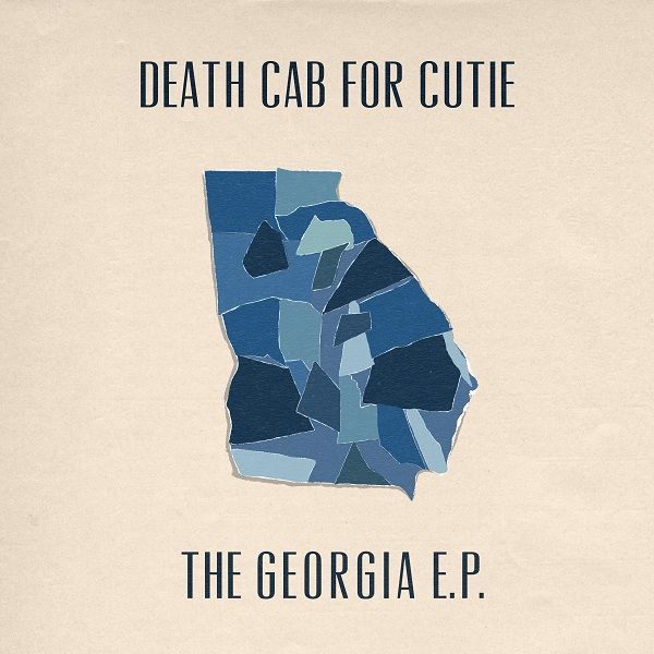 Death Cab For Cutie - The Georgia E.P.