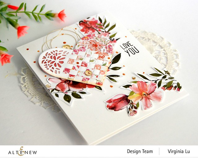Altenew-Woven Heart Die Set-Celebrate Paper Pack-002