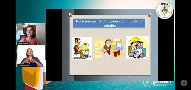 Primeiro Dia da Feira Virtual das Profissões - 15-12-2020