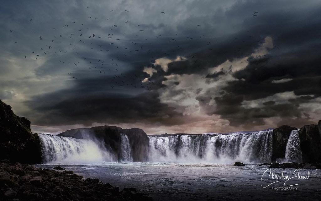 Cascade-3 Islande