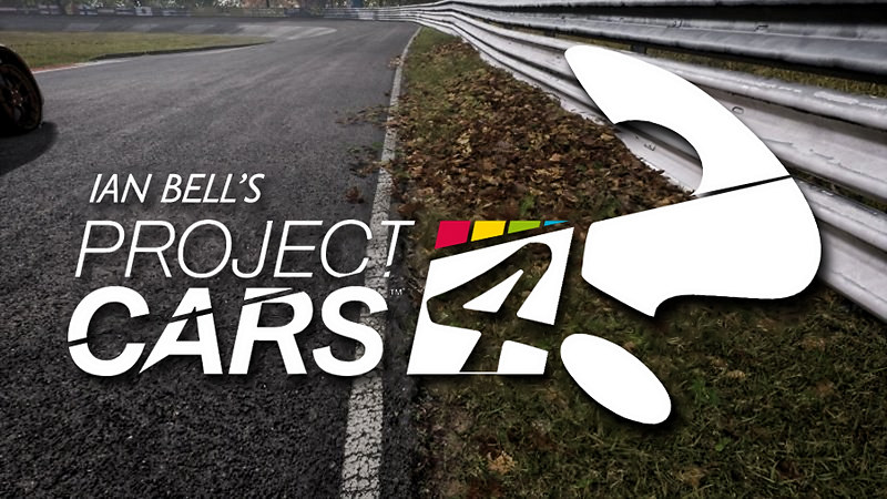 Project CARS 4 Hinted