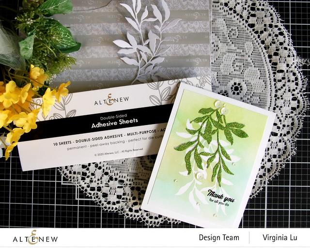 Altenew-Adhesive Sheets-Just Leaves Die Set-005