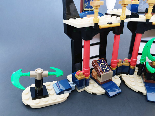 LEGO Ninjago Legacy Tournament of Elements (71735)