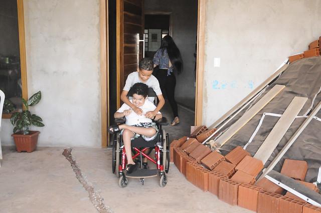 Paciente tem sonho realizado pela equipe do Nrad de Ceilândia