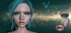 .:Bad Rabbit:. Snow Make-up + Cold Lashes