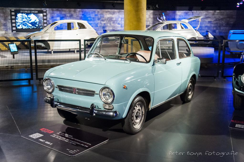 Fiat 850 – 1964
