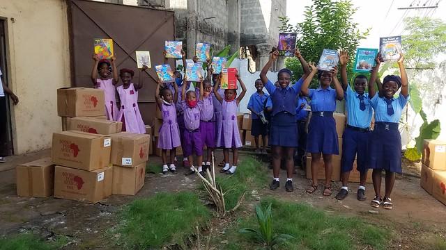 Sierra Leone Book Trust - December 2020 Distribution