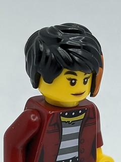LEGO City Advent 2020 day 16 Close-up