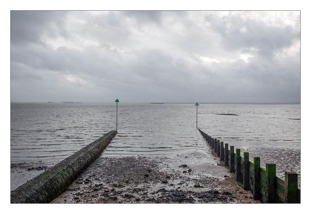 The Built Environment, Westcliff on Sea, Essex, England.