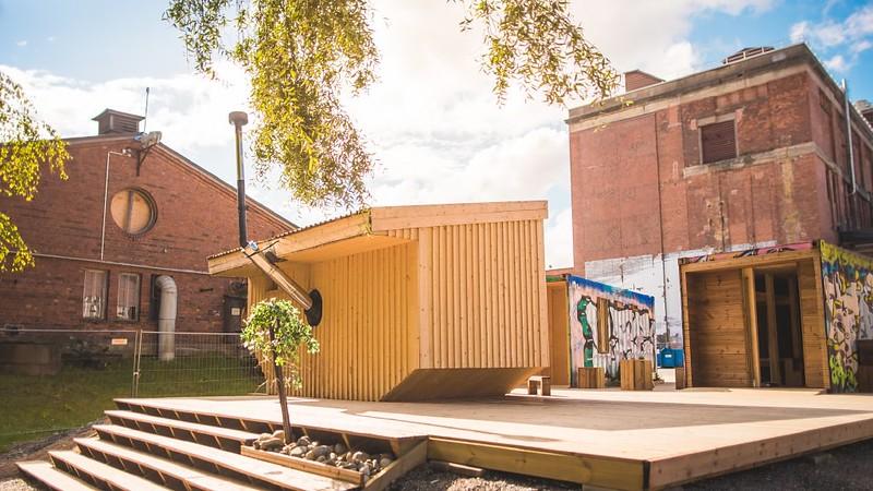Sauna Tampere