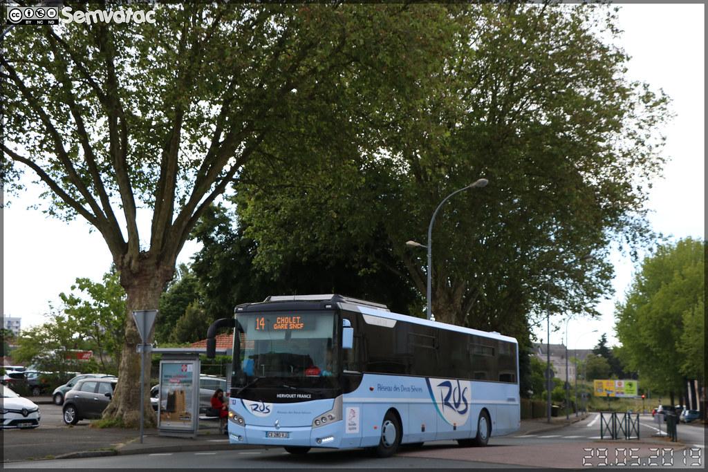 Fast Concept Car Starter – Hervouet France (Groupe Fast, Financière Atlantique de Services et de Transports) / Transports Nouvelle-Aquitaine (RDS, Réseau des Deux-Sèvres)