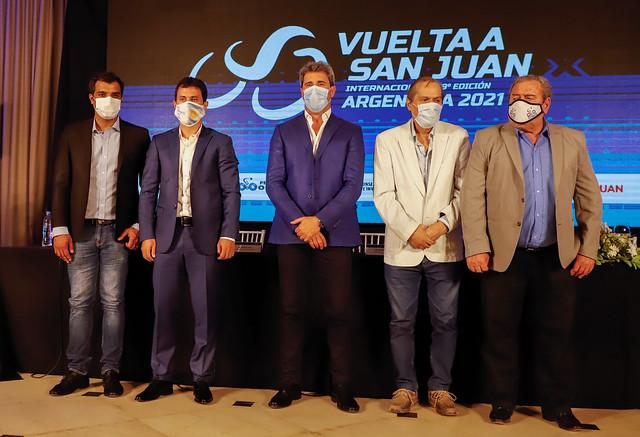 2020-12-16 PRENSA : Lanzamiento de la Vuelta a San Juan 2021
