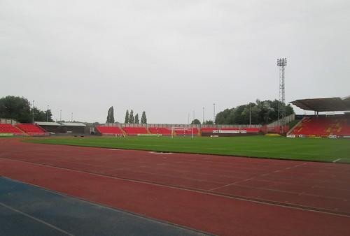 West End, Gateshead International Stadium