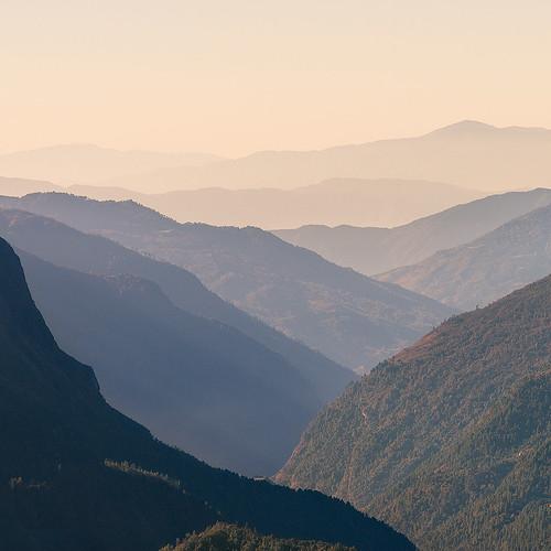 nepal solokhumbu sunrise mist mountains m mountainlandscape mountainview mountainsaroundtheworld mountain mountainshimalaya mountainsandclouds traveling travelphotography travelling beautiful scenery landscapes landscapebeauty landscapephotography landscapeview hiking