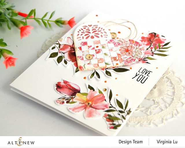 Altenew-Woven Heart Die Set-Celebrate Paper Pack-003