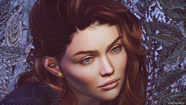 SL Faces - Lula Yue