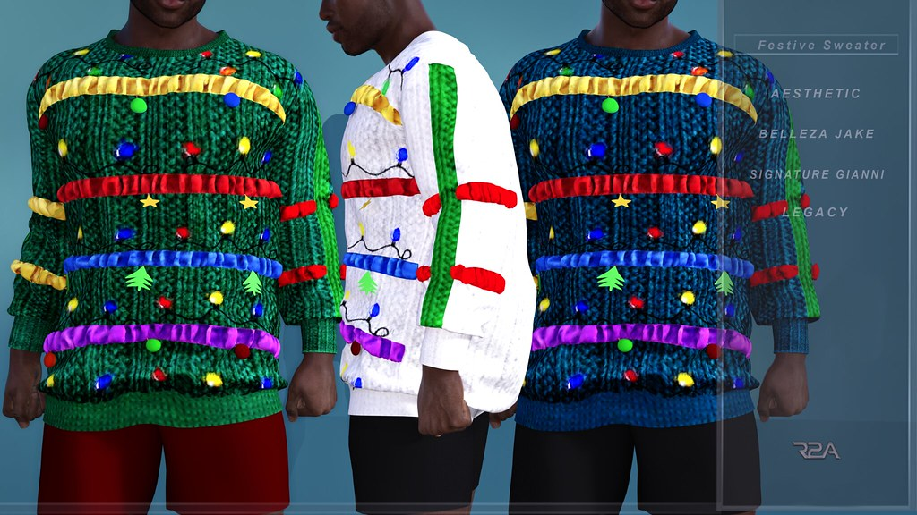 male fest sweater pic